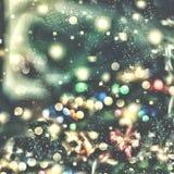 Предпосылка рождества, рождество Волшебная fairy предпосылка Стоковые Фотографии RF