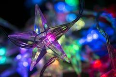 Предпосылка рождества - украшение рождества стоковая фотография rf