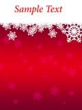 Предпосылка рождества Стоковое Фото