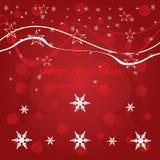 Предпосылка рождества. Стоковое Изображение