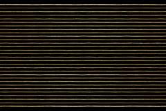 Предпосылка роскоши нашивок или пинстрайпов вектора золота Стоковое фото RF
