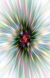 предпосылка роскошная Красивая спираль прокладок и пятен иллюстрация вектора