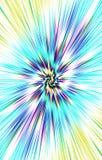 предпосылка роскошная Покрашенное изображение прокладок Стоковая Фотография