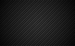 Предпосылка сатинировки волокна 4H углерода Вектор EPS 10 Стоковая Фотография RF