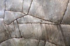Предпосылка сваренного металла стоковое изображение