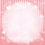 Предпосылка сердца Стоковые Фото