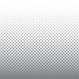 Предпосылка серых диамантов различных размеров на белом поле стоковое изображение rf