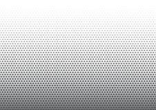 Предпосылка серых кругов различных размеров на белом поле стоковые изображения rf