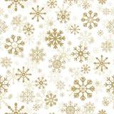 Предпосылка снежинки Стоковые Фотографии RF