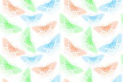 Предпосылка созданная от бабочки стоковое фото rf