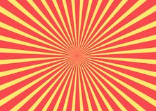 предпосылка солнечная Картина восходящего солнца Иллюстрация нашивки абстрактная Предпосылка Sunburst солнечная Картина восходяще иллюстрация штока