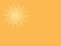 предпосылка солнечная Стоковое фото RF