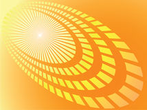 предпосылка солнечная Стоковое Изображение RF