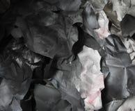 Предпосылка сорванных кусков бумаги Стоковая Фотография
