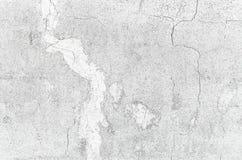 Предпосылка состоя из треснутой бетонной стены в компьютерной обработке Стоковые Фото