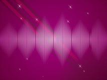 предпосылка спектральная Стоковые Фотографии RF
