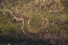 Предпосылка старого grunge естественная текстурированная каменная Стоковая Фотография RF