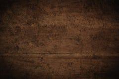 Предпосылка старого grunge темная текстурированная деревянная, поверхность ol стоковые фотографии rf