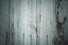 Предпосылка старых деревянных доск Стоковая Фотография