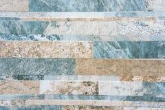 Предпосылка стены текстуры мраморная Стоковые Фотографии RF