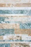Предпосылка стены текстуры мраморная Стоковые Изображения RF