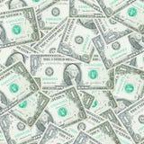 Предпосылка с деньгами Стоковое Изображение