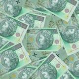 Предпосылка с деньгами Стоковые Изображения