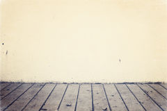 Предпосылка с деревянной палубой Стоковая Фотография RF