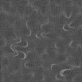 Предпосылка с изогнутой решеткой также вектор иллюстрации притяжки corel иллюстрация штока