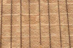 Предпосылка с кирпичной стеной и цепями стоковая фотография