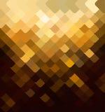 Предпосылка с коричневой плиткой Стоковые Изображения RF