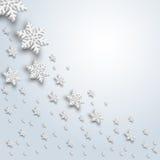 Предпосылка с Рождеством Христовым Стоковая Фотография RF