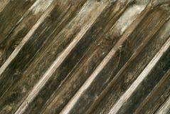 Предпосылка, текстура: стена раскосных перекрывая планок затмила от времени стоковое фото rf