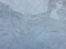 Предпосылка текстуры как серая новая стена с искусством стороны Стоковая Фотография RF
