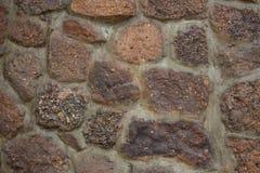 Предпосылка текстуры каменной стены безшовного ashlar старая Стоковые Изображения
