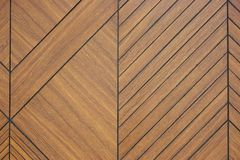 Предпосылка текстуры картины Брауна деревянная высекаенная стоковое изображение