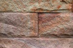 Предпосылка текстуры кирпичной стены Стоковые Изображения