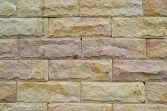 Предпосылка текстуры кирпичной стены Стоковое Изображение