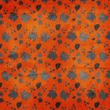 Предпосылка текстуры листьев осени Стоковое Фото