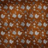 Предпосылка текстуры листьев осени Стоковое Изображение