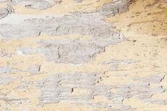 Предпосылка текстуры подлинной старой покрашенной древесины Стоковые Фотографии RF