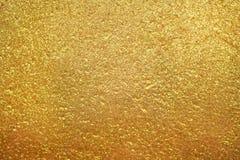 Предпосылка текстуры стены золота стоковое фото