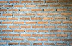 Предпосылка текстуры стены красного цвета кирпича стоковое фото rf