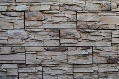 Предпосылка текстуры стены утеса и мрамора Взгляд сверху Стоковая Фотография RF
