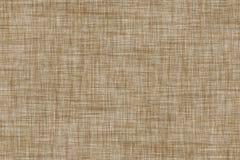 Предпосылка текстуры темного коричневого цвета покрашенная безшовная linen Стоковые Фото