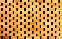 Предпосылка текстуры Bamboo тросточки деревянная стоковые фото
