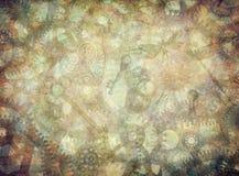 Предпосылка текстуры Cogs стоковое фото