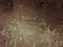Предпосылка текстуры Grunge Брайна Стоковые Изображения RF