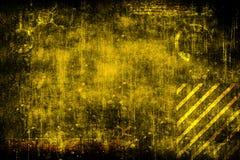 Предпосылка технологии кибер абстрактного grunge футуристическая Расчет цепи научной фантастики Светокопия на старой grungy повер иллюстрация штока