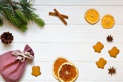 Предпосылка торжества праздников рождества, красный сицилийский высушенный o стоковое фото